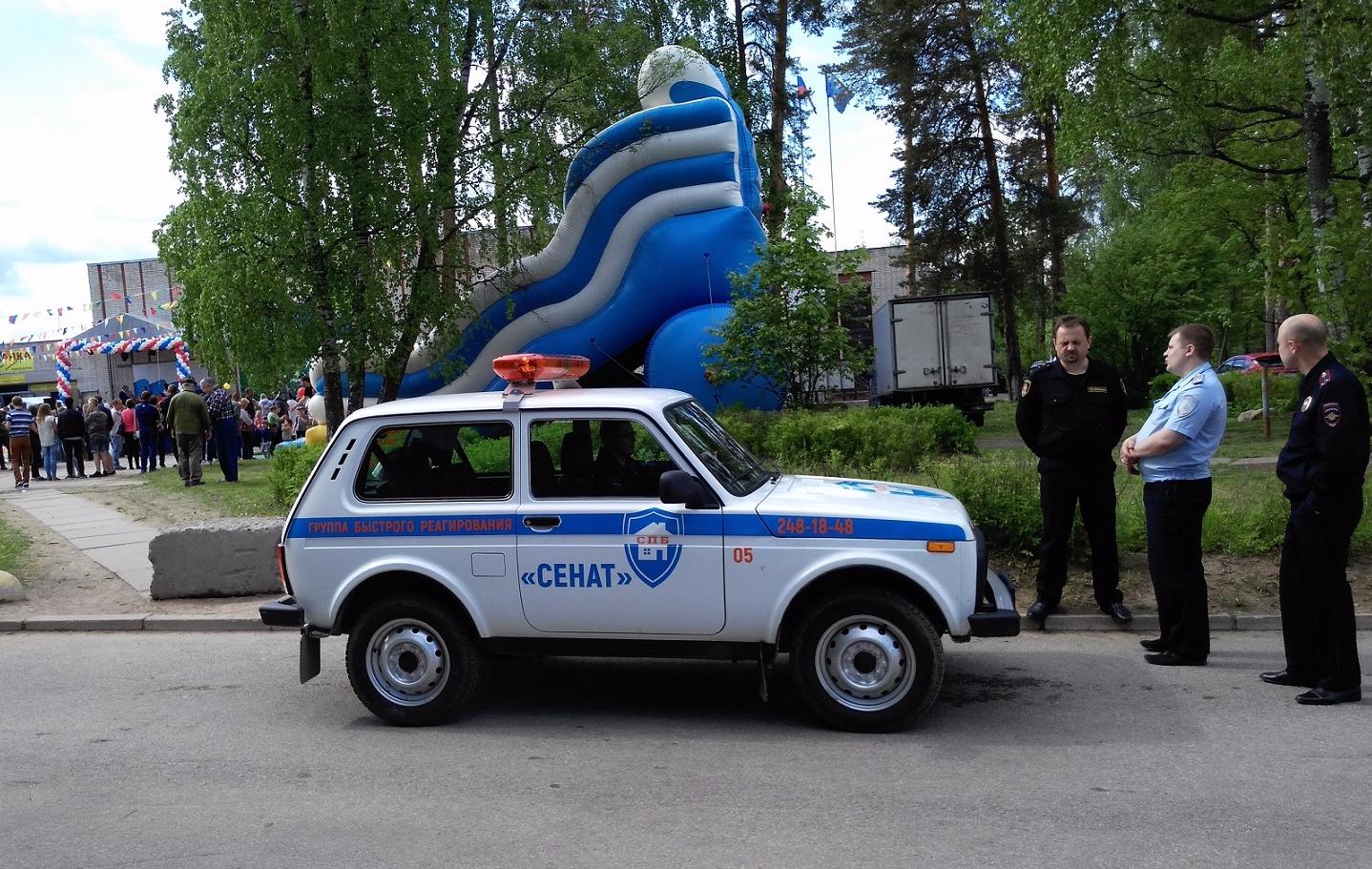 Мы приняли участие в проведении Дня России в Полянском сельском поселении